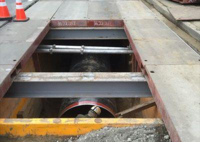 工業用水埋設管